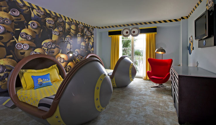 Kids Suite Room