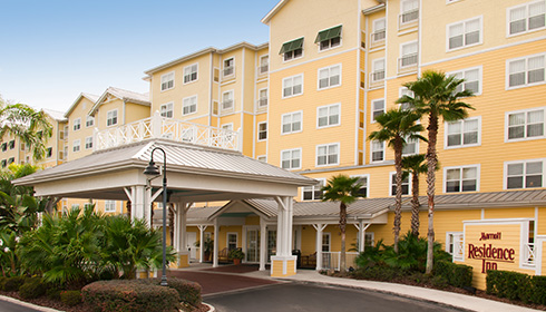 Showing Residence Inn SeaWorld feature image