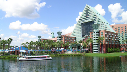 Showing Walt Disney World Dolphin Resort feature image
