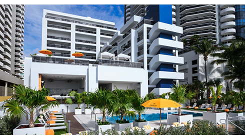 Showing slide 17 of 20 in image gallery for Hilton Cabana Miami Beach
