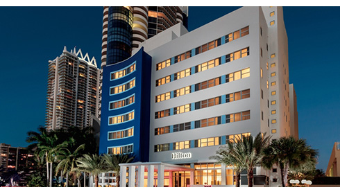 Showing slide 16 of 20 in image gallery for Hilton Cabana Miami Beach