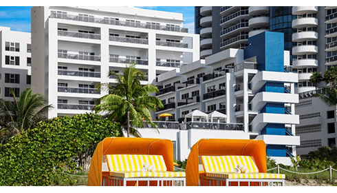 Showing slide 6 of 20 in image gallery for Hilton Cabana Miami Beach