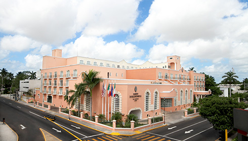 Image représentative de l'hôtel Presidente InterContinental Mérida