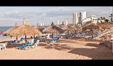 Showing slide 6 of 15 in image gallery for El Cid Marina Beach Hotel Mazatlan
