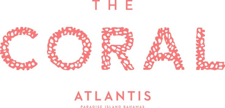 Logo : The Coral at Atlantis