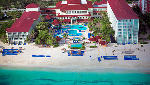 Showing slide 13 of 22 in image gallery for Breezes Resort, Bahamas