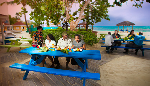 Showing slide 16 of 22 in image gallery for Breezes Resort, Bahamas
