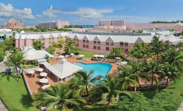 Showing Comfort Suites Paradise Island feature image