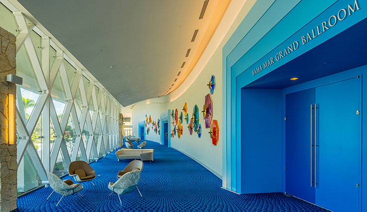 Showing slide 12 of 13 in image gallery for Grand Hyatt Baha Mar