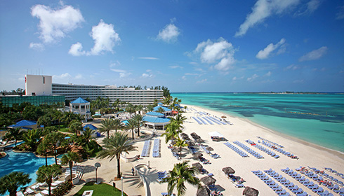 Showing Meliá Nassau Beach All Inclusive feature image