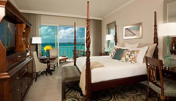 Image showcasing Balmoral Beachfront Club Level Room (BC)