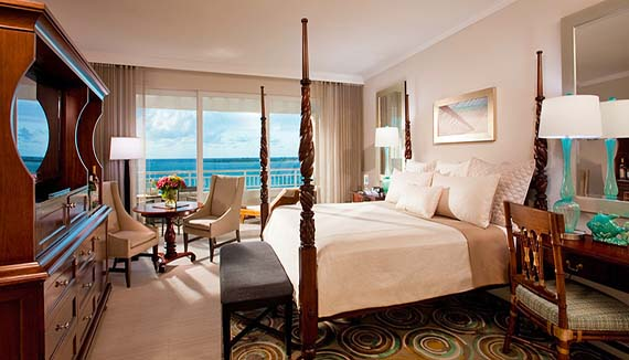 Image showcasing Balmoral Honeymoon Beachfront Butler Suite (BP)