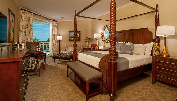 Image showcasing Windsor Honeymoon Oceanview Club Level Suite (JS)