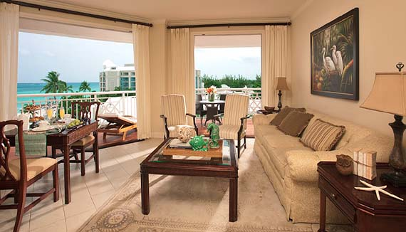 Image showcasing Windsor Honeymoon Oceanview One Bedroom Butler Royal Suite (WS)