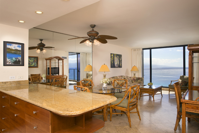 Showing slide 1 of 3 in image gallery showcasing 1 Bedroom 2 Bathroom Oceanfront