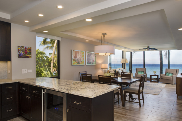 Showing slide 1 of 6 in image gallery showcasing 2 Bedroom Premium Oceanfront