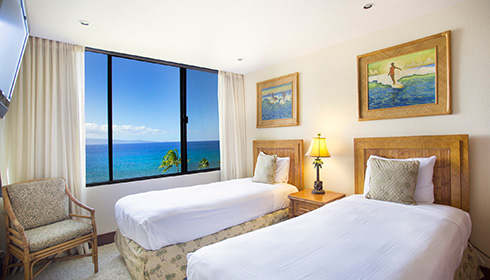 Showing slide 3 of 3 in image gallery showcasing 2 Bedroom Ocean View