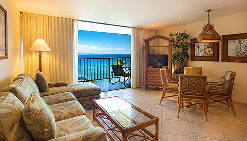Showing slide 1 of 3 in image gallery showcasing 2 Bedroom Ocean View