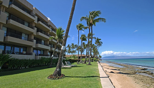 Showing Castle Paki Maui Condo feature image