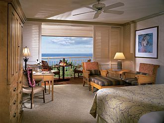 Image showcasing Deluxe Ocean Room