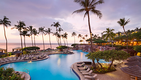 Showing Hyatt Regency Maui Resort and Spa feature image