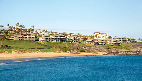 Showing slide 4 of 28 in image gallery for The Kapalua Villas Maui Condo