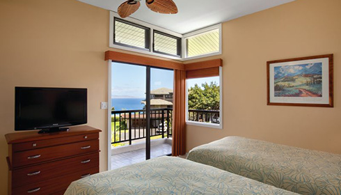 Showing slide 3 of 28 in image gallery for The Kapalua Villas Maui Condo