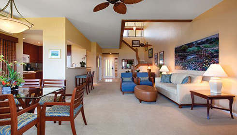 Showing slide 10 of 28 in image gallery for The Kapalua Villas Maui Condo