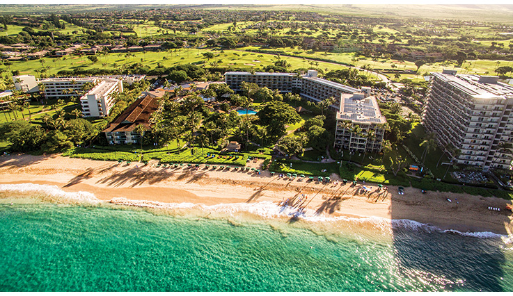 Showing Ka'anapali Beach Hotel feature image