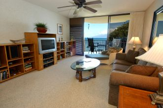 Showing slide 1 of 3 in image gallery showcasing 1 Bedroom Oceanfront