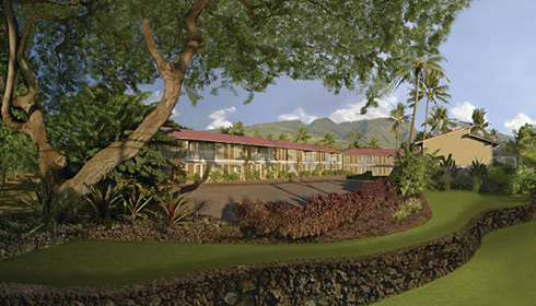 Showing slide 3 of 12 in image gallery for Aina Nalu Lahaina by Outrigger Condo