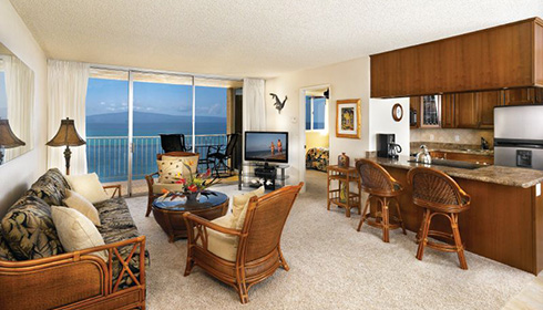 Image showcasing 1 Bedroom Ocean Front
