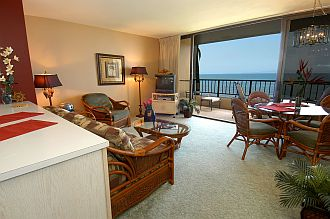 Image showcasing 1 Bedroom Oceanfront