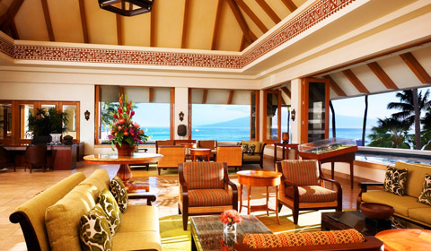 Showing slide 4 of 7 in image gallery for Sheraton Maui Resort & Spa