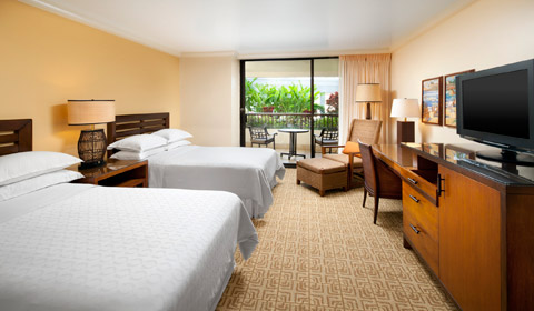Image showcasing Resort View Room