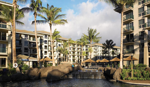 Showing slide 5 of 20 in image gallery for The Westin Ka'anapali Ocean Resort Villas