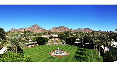 Showing slide 5 of 18 in image gallery for Arizona Biltmore