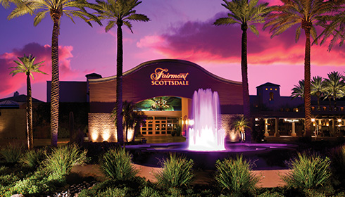 Showing Fairmont Scottsdale Princess feature image