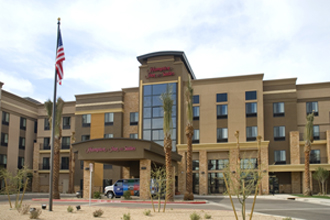 Showing Hampton Inn and Suites Phoenix Glendale Westgate feature image