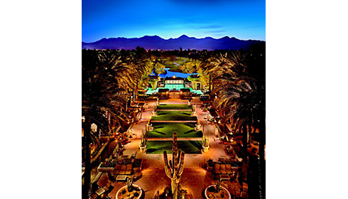 Showing Hyatt Regency Scottsdale Resort and Spa feature image