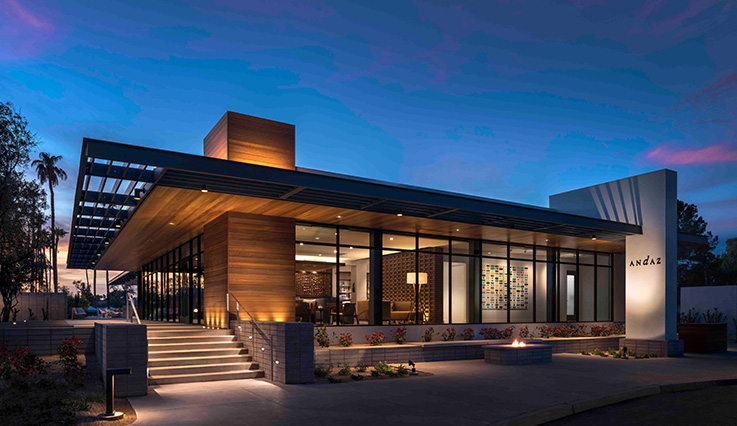 Andaz Scottsdale Resort Amp Bungalows Westjet Official Site