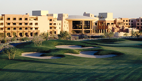Sheraton Grand at Wild Horse Pass and Whirlwind Golf