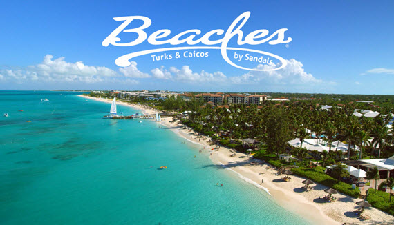 Showing Beaches Turks Caicos Feature Image Aerial View