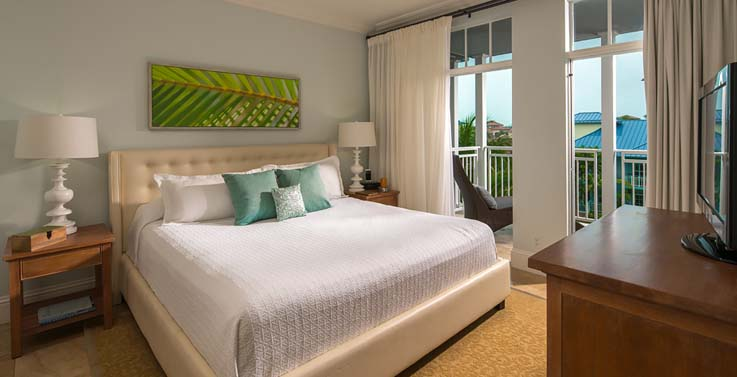 Image showcasing Key West 1 Bedroom Concierge Suite (1BG)