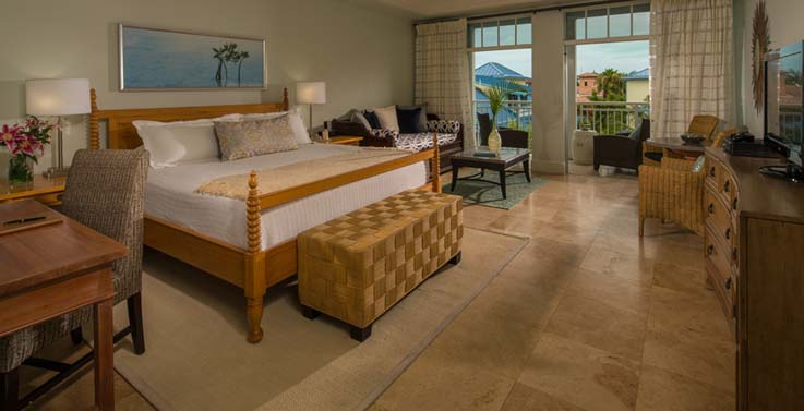 Image showcasing Key West Grande Luxe Concierge Room (CPG)