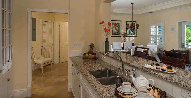 Image showcasing Key West 2 Bedroom Concierge Suite (G2B)