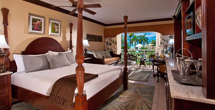 Image showcasing Caribbean Honeymoon Luxury Concierge Suite (HJ)