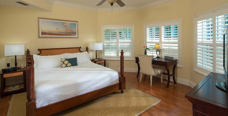 Image showcasing Key West One Bedroom Concierge Villa Suite (L1B)