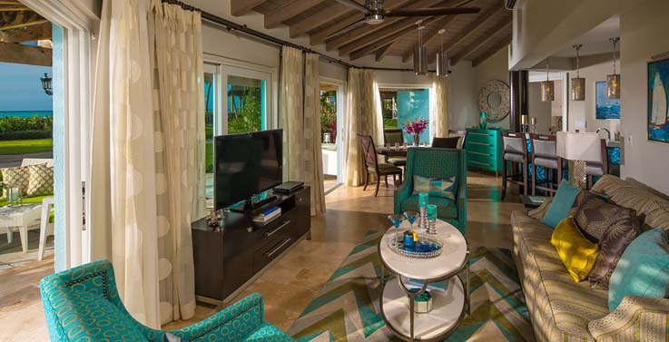 Image showcasing Seaside Two Bedroom Luxury Butler Villa Suite (P2)