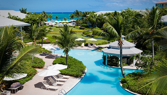 Turks and Caicos - Ocean Club Resort Condo